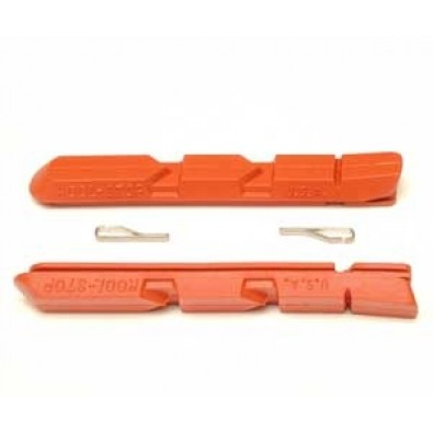 Kool-Stop Replacement pad for V-Brake, Salmon