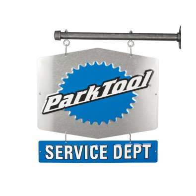 Shop Service Dept. Sign, Double Side