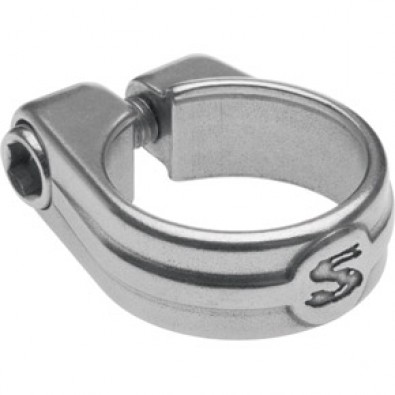 Surly Stainless Seatpost Clamp 30.mm