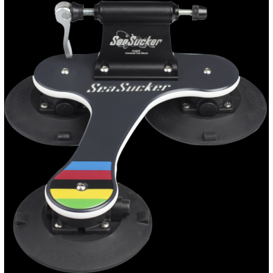 SeaSucker UCI Rainbow Stripes Collector's Edition: Talon Rack - 1 Bike