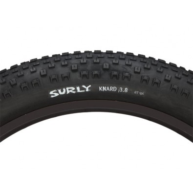 "Surly Knard Tire 26 x 3.8"" 27tpi, Wire Bead"