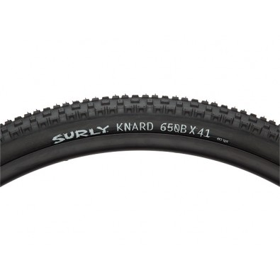 Surly Knard 650x41c 60tpi tire, Kevlar Bead