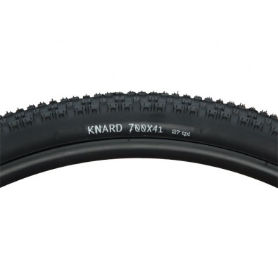 Surly Knard 700x41 27tpi tire, Wire Bead
