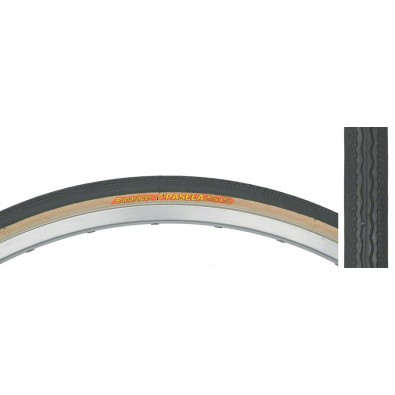 Panaracer Pasela Tire 27x1-1/8, Steel Bead, Black/Tan