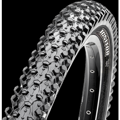 Maxxis Ignitor Tire 27.5 x 2.10 - Folding bead, Tubeless Ready