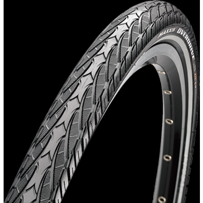 Maxxis Overdrive Excel Tire 700x32 - Wire bead