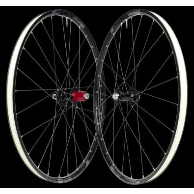 NoTubes XC LTD Wheelset, Front & Rear, 27.5, SE, 9x100/10x135, Shimano