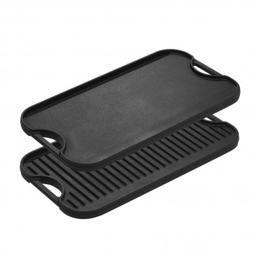 Lodge 20 Inch Reversible Grill/Griddle