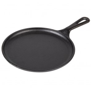 Lodge 8 Inch Round Serving Griddle