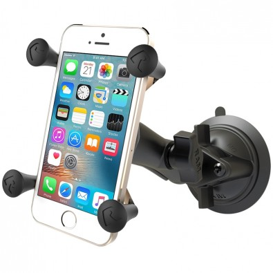 RAM Twist-Lock™ Suction Cup Mount with Universal X-Grip®Holder