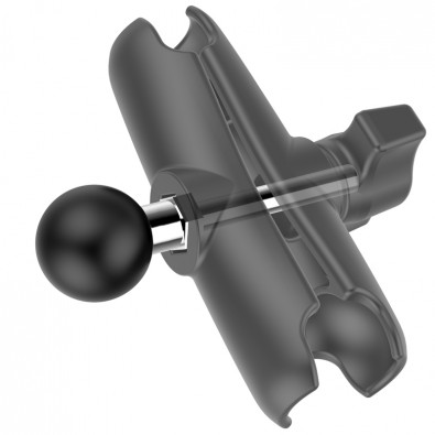 """RAM 1"""" Add-A-Ball™ Accessory Base for any B-size Socket Arm"""