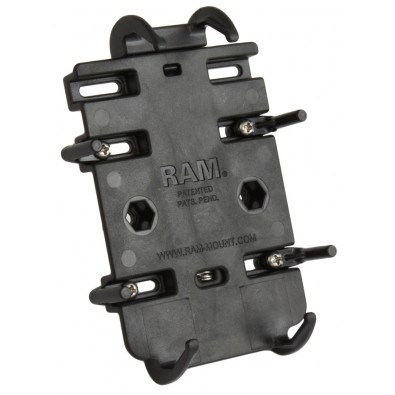 RAM Quick-Grip™ Spring Loaded Cradle for Cell Phones