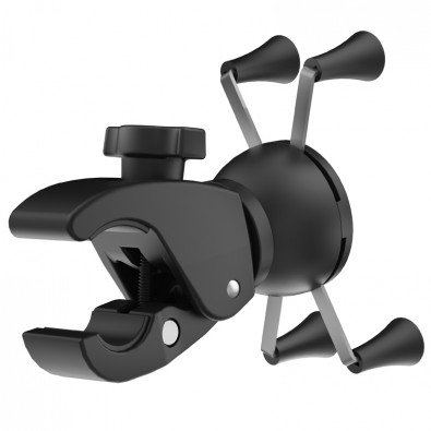 RAM X-Grip Phone Mount with Low-Profile Tough-Claw