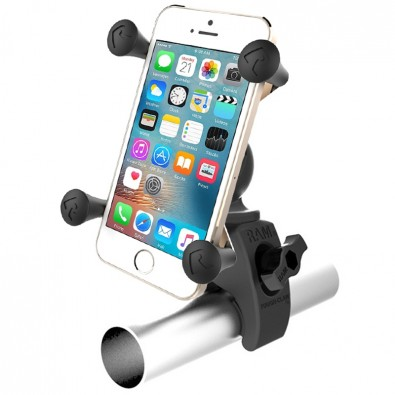 RAM Tough-Claw™ Mount with Universal RAM® X-Grip® Phone Cradle