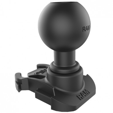 "RAM 1"" Ball Adapter for GoPro® Mounting Bases"