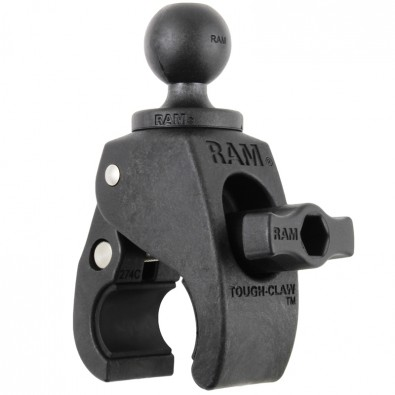 "RAM Small Tough-Claw with 1"" Ball"
