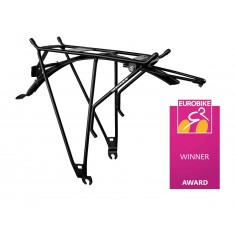 Montague Rackstand Rear Mount Multi-Use Rack, Black